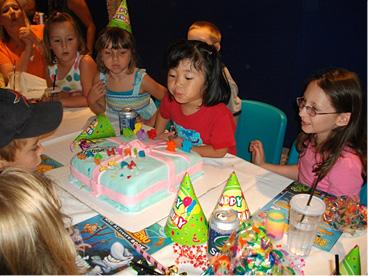 Birthdays Aquarium Restaurant Kemah TX
