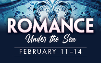 Aquarium Restaurant - Romance Under The Sea - February 12th, 13th, 14th
