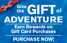 Give the gift of adventure!