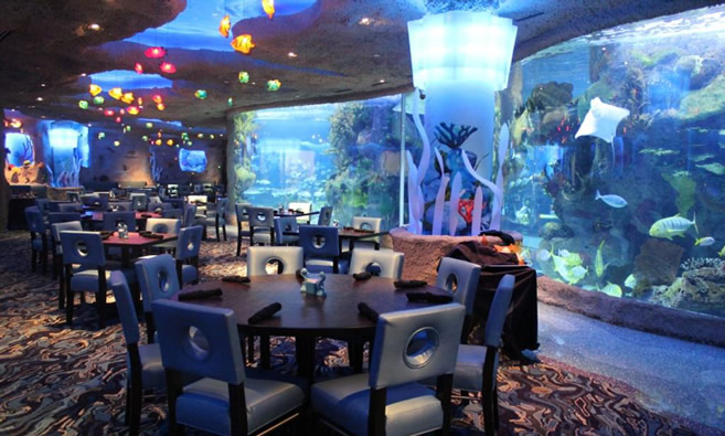 aquarium restaurant nashville tn
