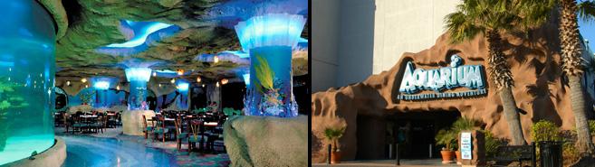 Visitor Information Aquarium Restaurant Kemah Tx