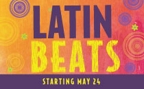 Latin Beats - free dance lessons on friday nights