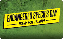 Endangered Species Day May 17th 2019