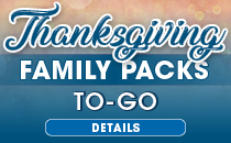 Thanksgiving Family Package.